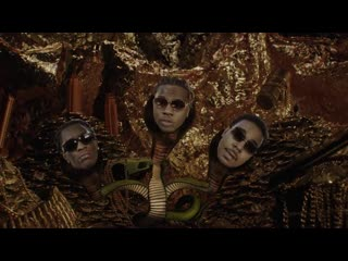 Gunna - three headed snake ft. young thug [official video]