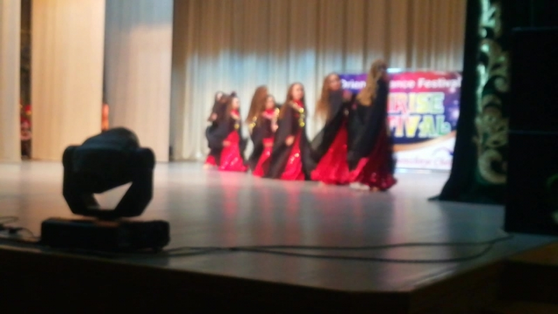Студия танца Habibi 😘наши девочки санрайз фестиваль 2018 год