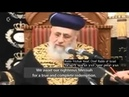 Chief Rabbi in Israel Goyim non Jews are not allowed to Live in Israel