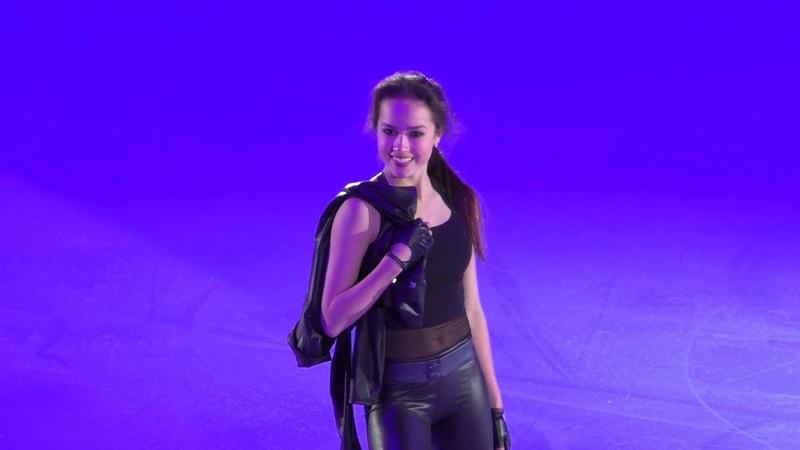 Alina Zagitova GP Helsinki 2018 EX Tomb Raider