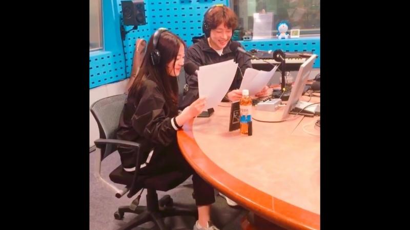 180516 lovegame1077 Инстаграм Хо Ёнджи и Kang Sungwoo