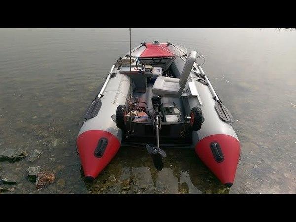 Поворотное кресло в лодку ПВХ Обзор рамы