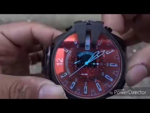 Мужские часы Diesel 10 bar new обзор, описание