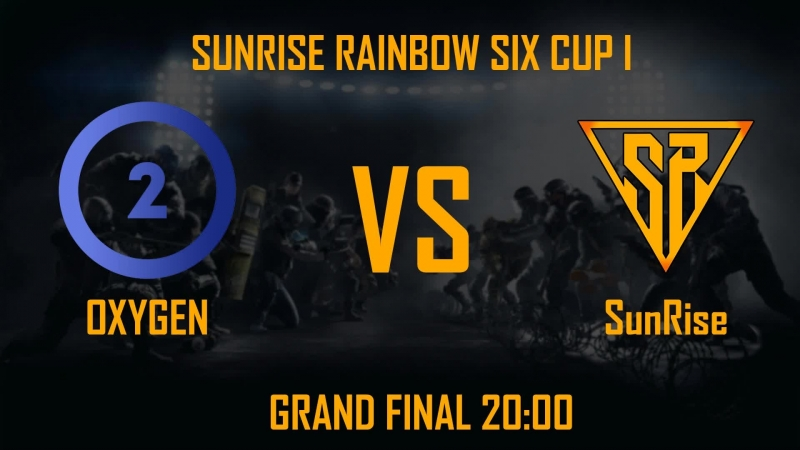 OXYGEN VS SunRise @1Nukem @NKJ GRAND FINAL SunRise Cup I[RU]