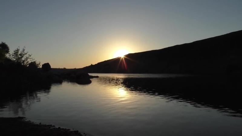 ☀ Кайфовый отдых на озере в карьере Долгом