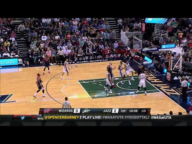 Top 10 Plays of the Week   March 22, 2015   NBA Season 2014/15