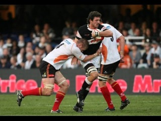 Free State Cheetahs - Sharks (Currie Cup 2014)