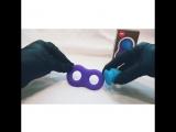 Эрекционное кольцо 8ight, фиолетовое