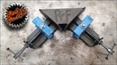 Como Hacer una Prensa Esquinera para Soldar | Homemade Angle Clamp