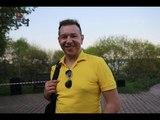 Сергей Чумаков - о своем аккаунте в сети