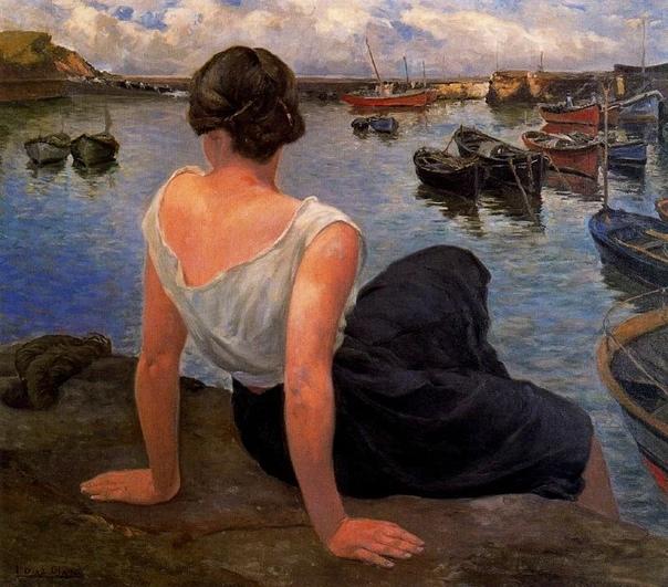 Игнасио Диас Олано испанский/баскский художник Родился 1 февраля 1860 года в городе Витория в провинции Алава автономного сообщества Страны Басков (Испания). Изучать живопись Диас де Олано начал