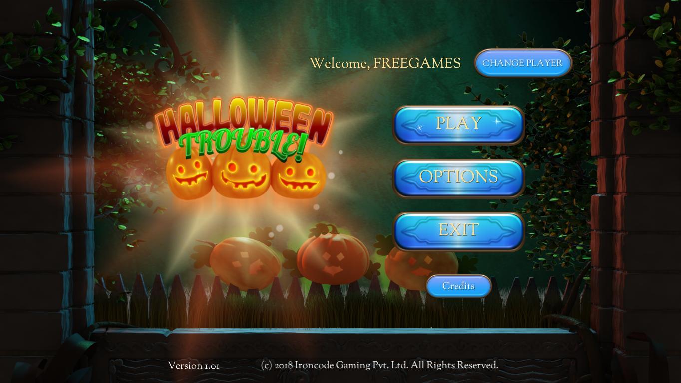 Беда в Хэллоуин | Halloween Trouble (En)