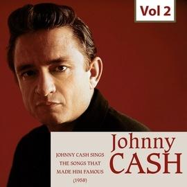 Johnny Cash альбом Johnny Cash-10 Original Albums, Vol. 2