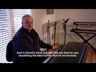 Angelo badalamenti on writing the twin peaks theme with david lynch