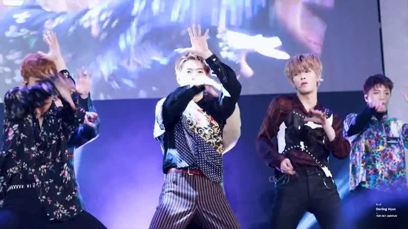[fancam] 181102 NCT 127 - Come Back (JF) @ Sports World Hope Big Concert