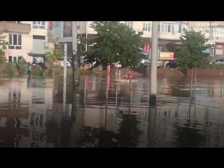 Краснодар ушел под воду