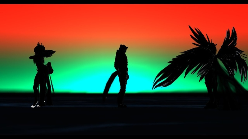 Second Life - Furry [Dance] [Angels Among Demons]