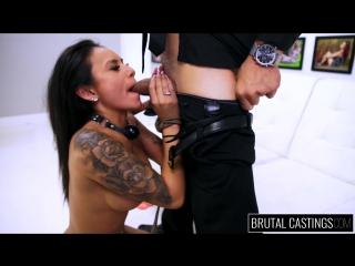 BrutalCasting.com: Natalia Mendez (2015) HD
