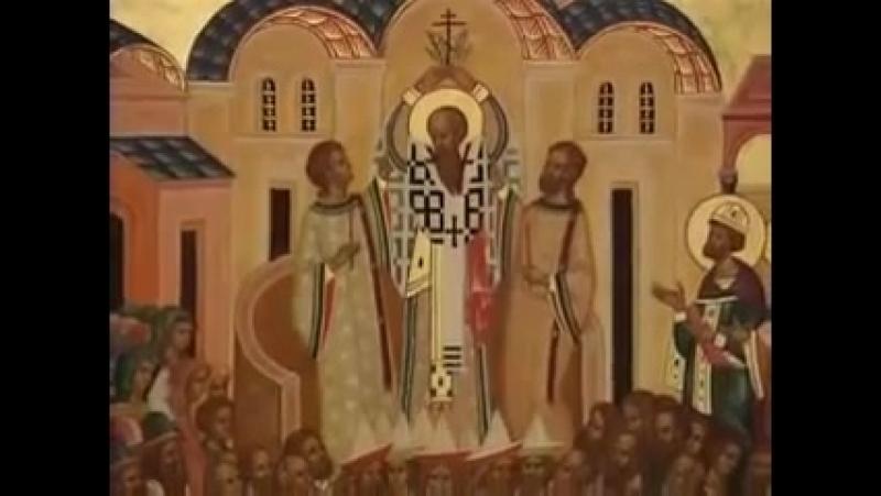 Воздвижение Креста Господня. (Слово епископа Василия (Родзянко)