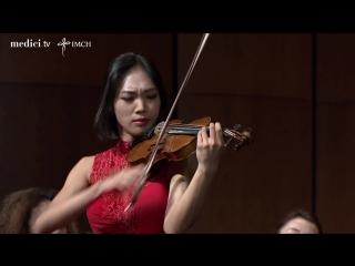 #HarbinComp18 Нэнси Чжоу - гала-концерт