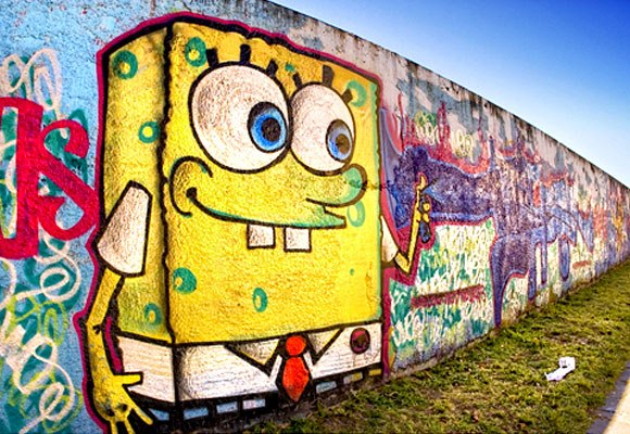 Веселые арт картинки Губка Боб (Art Spongbob)