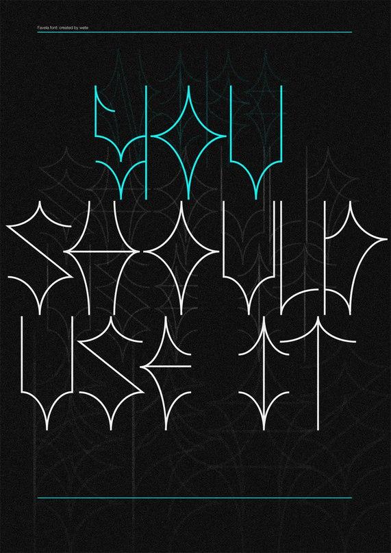 Download Favela font (typeface)