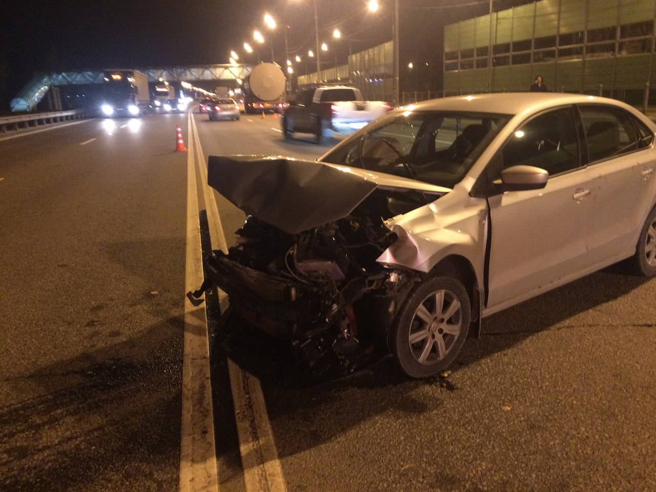 В Твери за последние сутки произошло 3 аварии