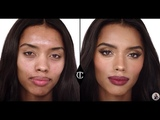 Red Carpet Makeup Tutorial Naomi Campbell Charlotte Tilbury