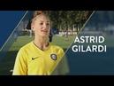 ASTRID GILARDI   INTER U17 WOMEN   Let Me Introduce 👩🏼⚫🔵
