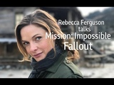 Rebecca Ferguson interviewed by Edith Bowman