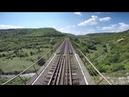 ЧФМ Железнодорожная линия Матеуцы Бэлць CFM Mateuti Balti railway line