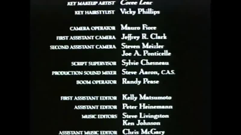 Movie End Credits 986 Adventures of Huck Finn MUTED DO NOT TAKE DOWN PLEASE