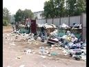 Город Назарово зарос мусором