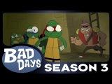 Teenage Mutant Ninja Turtles - Bad Days - Season 3 Ep 11