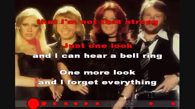 Karaoké ABBA - Mamma Mia