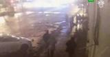 Драку с двумя убитыми в Москве сняла уличная камера