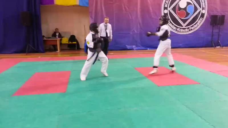 Далер Джумаев 2 й бой ВС'18