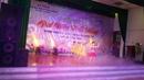 Tiết mục múa Ánh trăng tình bạn Trường mầm non Trung hòa tại Hội thi Giai điệu tuổi hồng