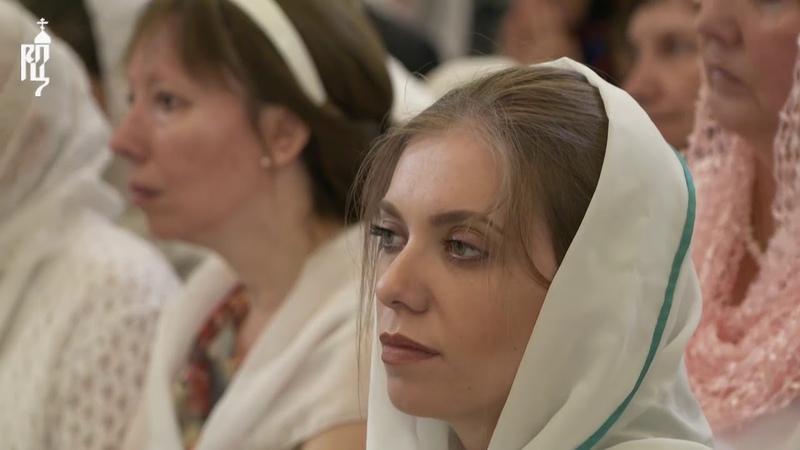 Проповедь Патриарха Кирилла в день памяти свт. равноап. Мефодия и Кирилла