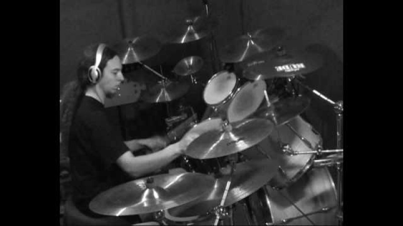 Necrophagist Drumming