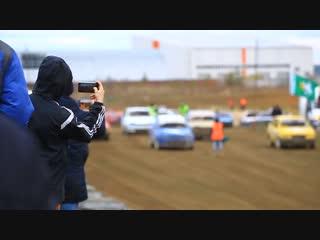 №-7. Автокросс в Честь Дня Автомобилиста. На трассе АСК Берёзовский .