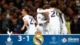 Melhores Momentos - Tottenham 3 x 1 Real Madrid - Champions League (01112017)