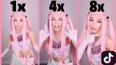 Belle Delphine Hit Or Miss i guess they never miss HUH, but it keeps getting faster - Tik Tok