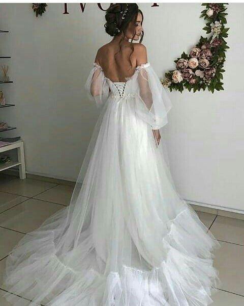 Девочки, помогите выбрать свадебное платье 👰