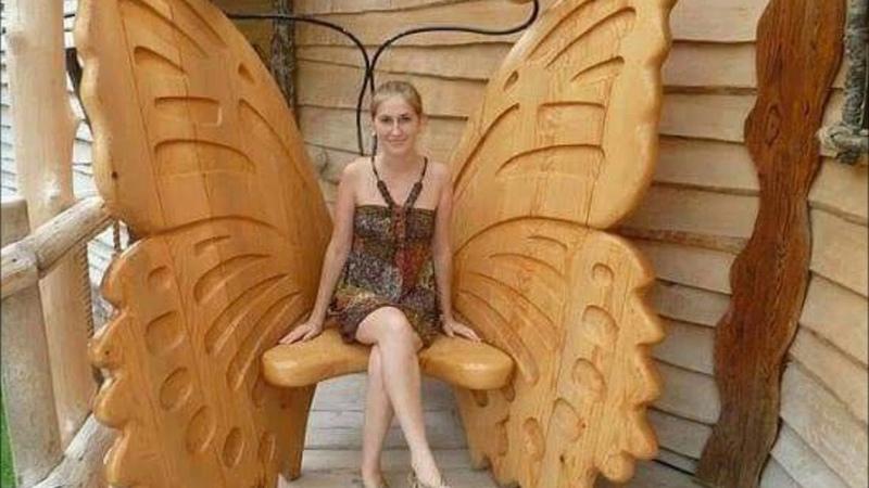 Ideas Para Decorar Con Madera Muebles con Troncos, Furniture with Logs
