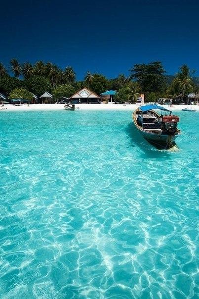 Вид у побережья, Таиланд