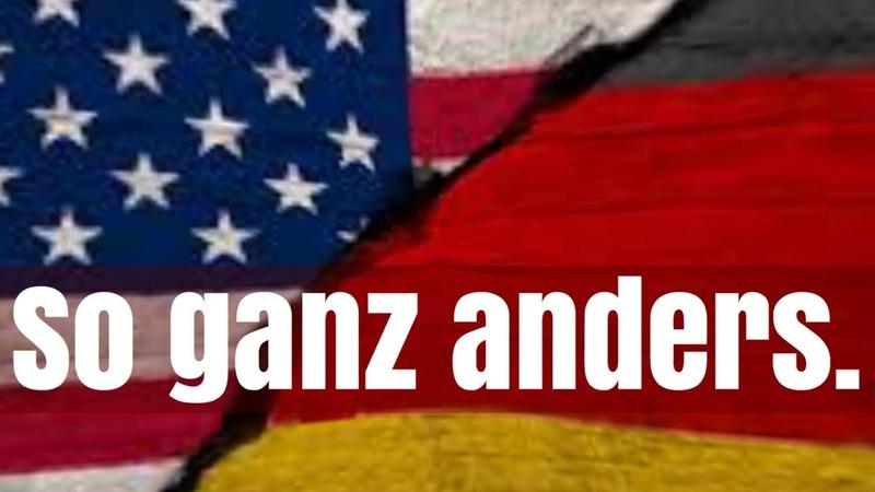 Amerika vs. Deutschland: Zwei kulturelle Unterschiede, die man kennen sollte.