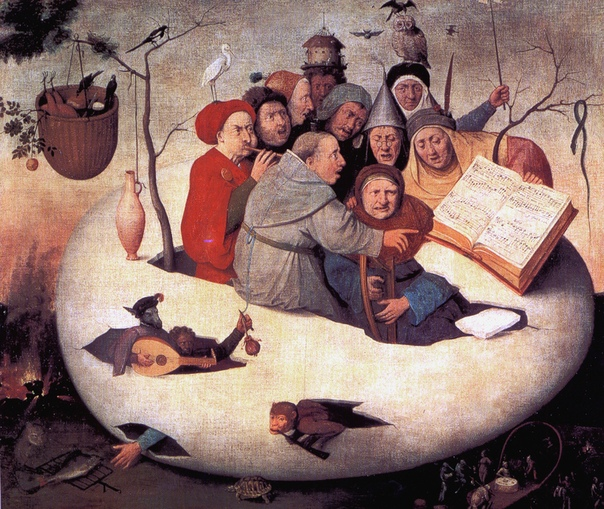 История одного шедевра. «Концерт в яйце», Иероним Босх