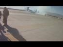 Запуск конвертоплана Bell V 22 Osprey