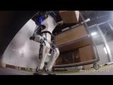 Нелёгкая судьба робота из BostonDynamics! Озвучено by FORK.